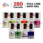 Nitro Gel Polish + Nail Lacquer, 0.5oz, Full Line Of 280 Colors