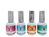 Cosmo Dip Liquid Steps 1-4 - Bond, Base, Seal Protect And Top