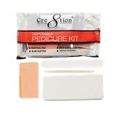 Cre8tion - Disposable Pedicure Kit C (200 Kits/case)