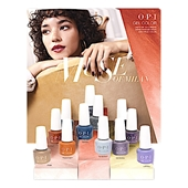 OPI Gelcolor Muse Of Milan 12Pcs Counter Display GC297