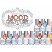 LeChat Mood Perfect Match Color Changing Gel Polish, 0.5oz, Full Line Of 60 Colors