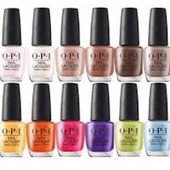 OPI Nail Lacquer The Malibu Summer 2021 Collection 0.5 Oz (Set Of 12)