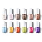 OPI Gel Color The Malibu Summer 2021 Collection 0.5 Oz (Set Of 12)